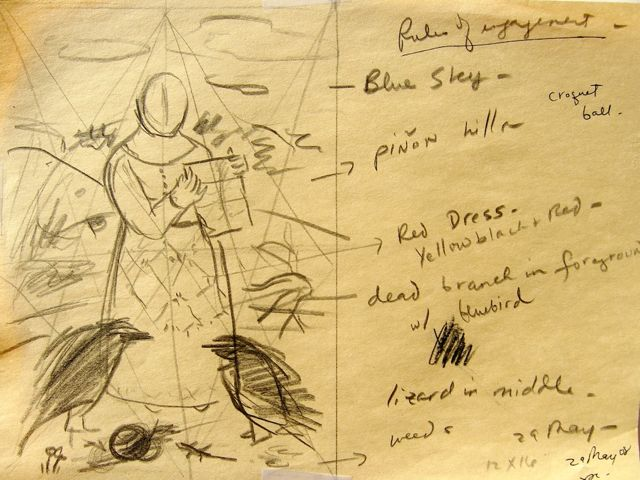 Rules of Engagement compositional sketch