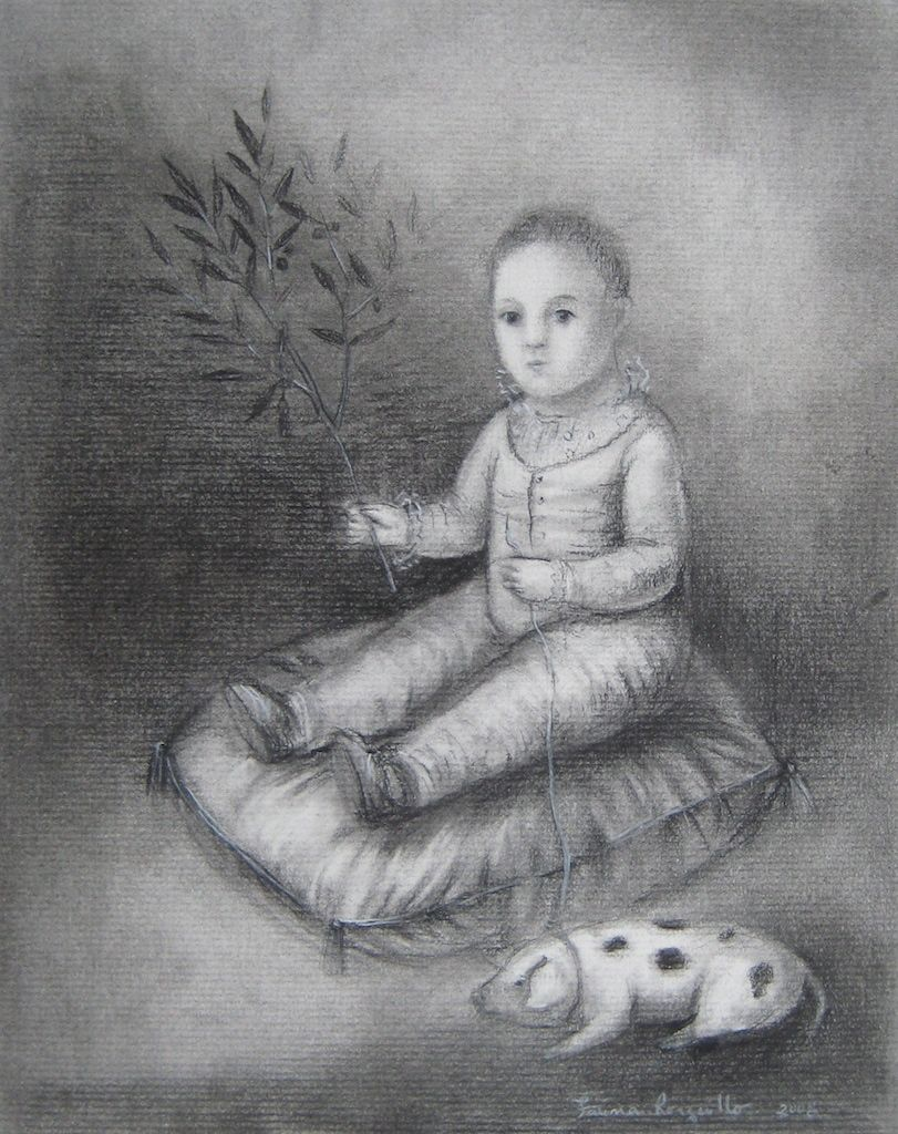 """study for """"Little Emperor"""""""