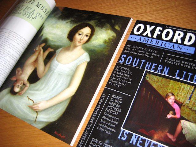 Oxford American Magazinefeature