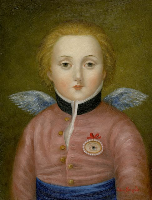 Cupid with Lover's Eye