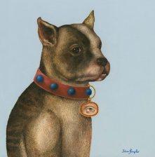 Dog with Master's Eye II ●