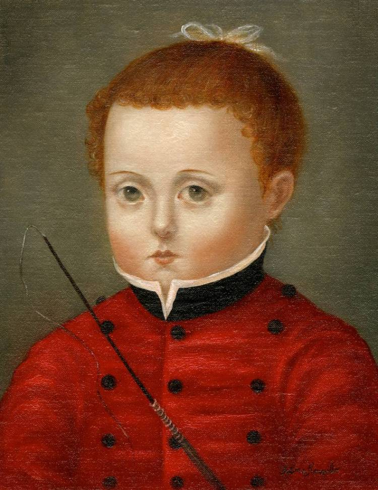 Child with Whip