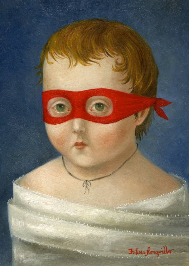 Masked Captive