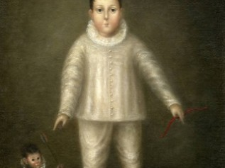 Young Pierrot as Hunter