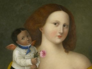 Flora with Cupid