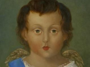 Decorated Cupid