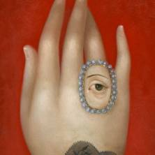 Hand with Lover's Eye