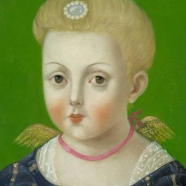 Doris with Tiny Wings