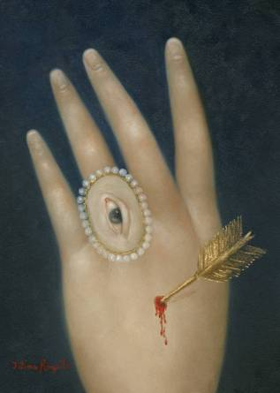Wounded Hand with Lover's Eye