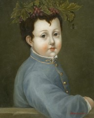 Young Bacchus with Bee