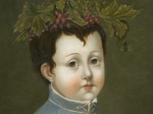 Young Bacchus withBee