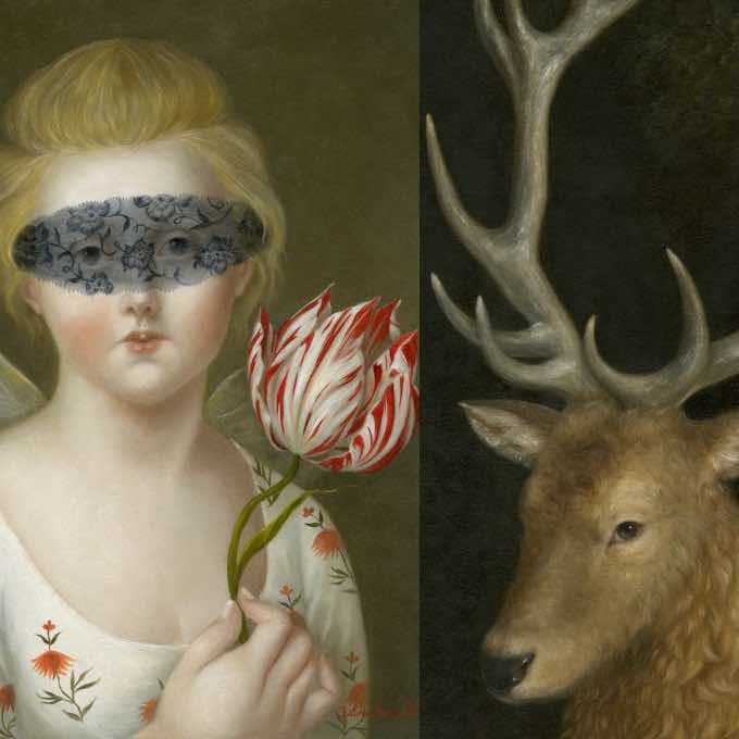 """""""Flora and Fauna"""" Solo Show Sep16-22"""