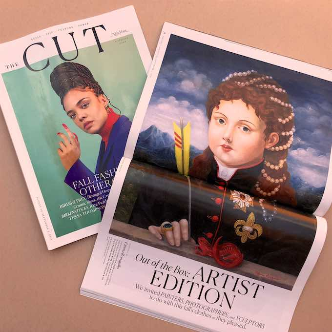 THE CUT Out of the Box: ArtistEdition